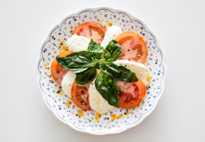 Caprese Salad Authentic Recipes