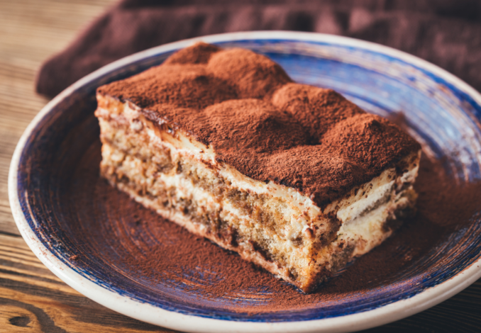 Authentic Tiramisu Recipe