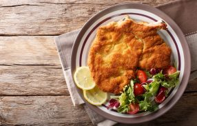 The Veal Milanese History