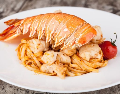 Lobster Linguine Recipe